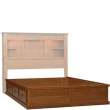 See Details - Summit 6 Drawer Foundation Full
