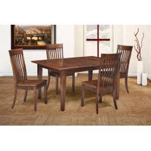 Portland Amish Custom Dining Set