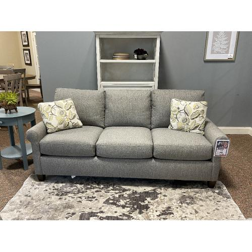Best Home Furnishings - ALEXANDER SOFA IN DOVE WITH MATCHING LOVESEAT