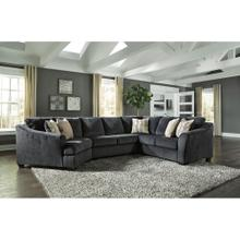 View Product - 3 PC. Eltmann Slate Sectional