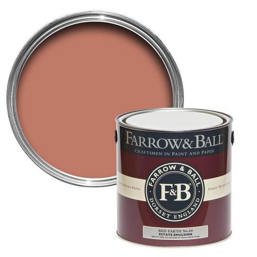 Farrow & Ball - Red Earth No.64