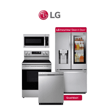 See Details - LG 4 Piece Stainless Package. Price Valid Thru 8/11/21