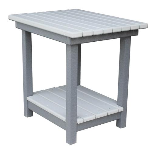 """22"""" High Deluxe End Table"""