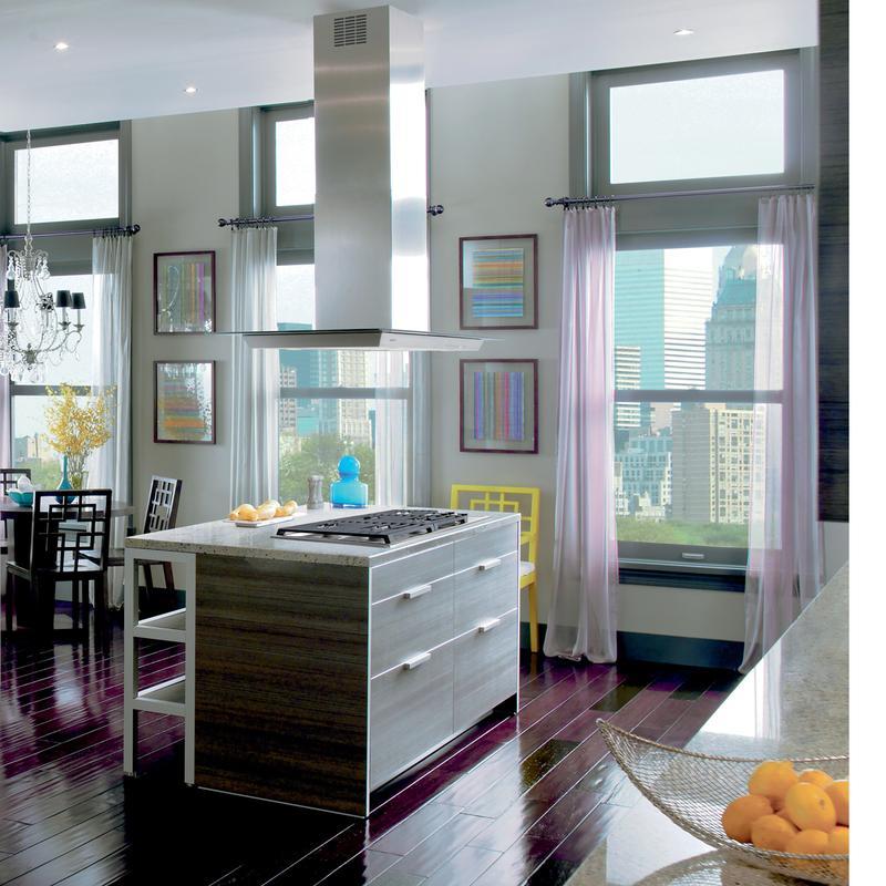 "30"" Designer Column Refrigerator with Internal Dispenser - Panel Ready"