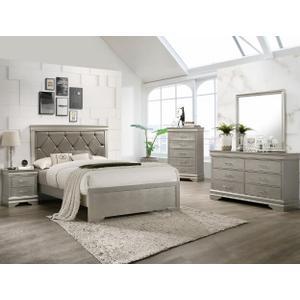 Crown Mark B6910 Amalia Twin Bedroom