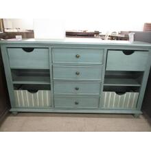 CLEARANCE CREDENZA