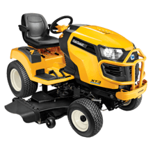 CubCadet GSX54 with Fabricated Deck