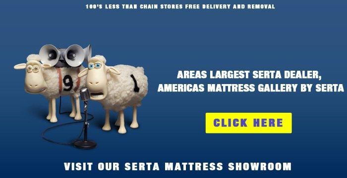 Serta Mattress Showroom