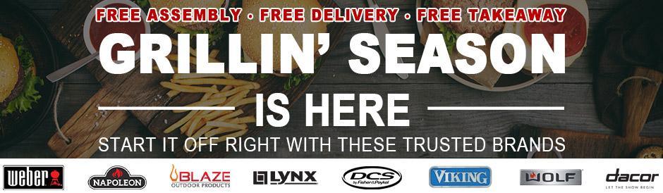 Grillin' Season! - Trusted Brands
