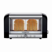 Magimix 2-Slot Vision Toaster, Black
