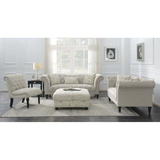 Hutton II Sofa and Loveseat Set