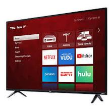 """See Details - TCL 75"""" CLASS 4-SERIES 4K UHD HDR ROKU SMART"""