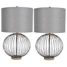 View Product - Metal Table Lamp (2/CN)