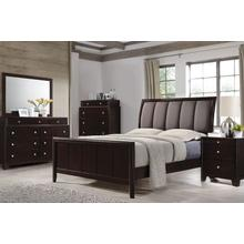 Madison Qn Bed, Chest, Nightstand