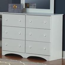 See Details - White Perdue Dresser