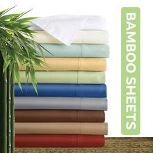 BAMBOO SHEETS Cal King Size