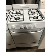"""Used Hotpoint® 24"""" Compact Gas Range- PILOT"""