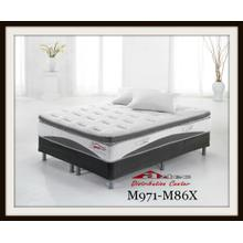 Ashley Sleep Hybrid Mattress M791 Eureka Springs at Aztec Distribution Center Houston Texas