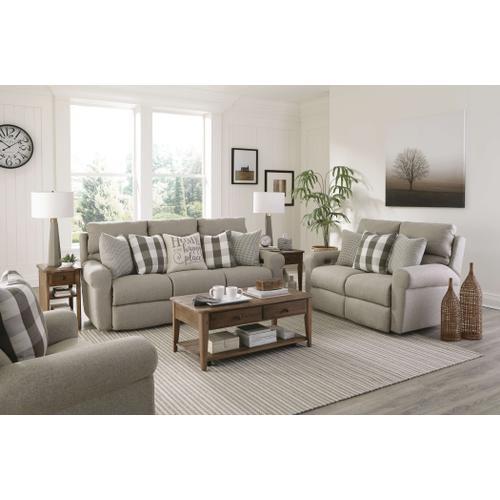 Jackson Furniture - Happy Place Glider Recliner Metal