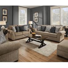 Sofa and Loveseat - Gavin Mushroom