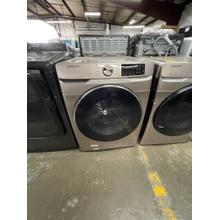 ***ANKENY LOCATION*** 4.5 cu. ft. Smart Front Load Washer with Super Speed in Champagne ***SCRATCH OR DENT 1 YEAR WARRANTY***