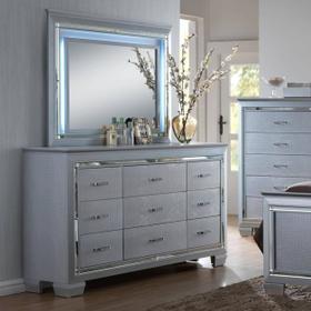 Lillian LED Dresser Mirror