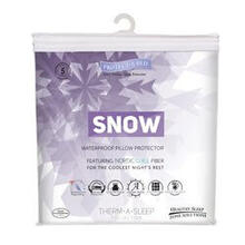 Snow Pillow Protector