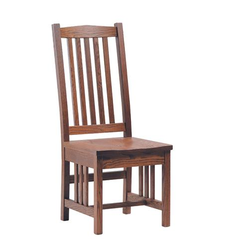 Country Value Woodworks - Mission Side Chair