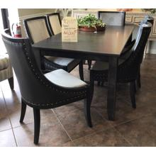 See Details - Table and 6 chairs