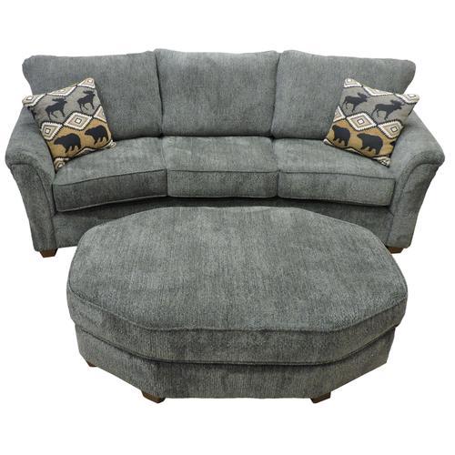 Best Craft Furniture - 6239 Conversation Sofa