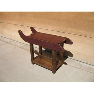 Sled End Table