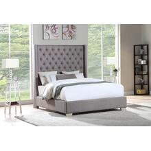 HH326 Upholstered King Bed