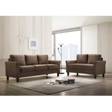 Denmark 2 pc Sofa And Loveseat