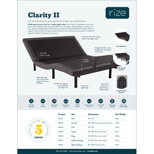 Rize Clarity II