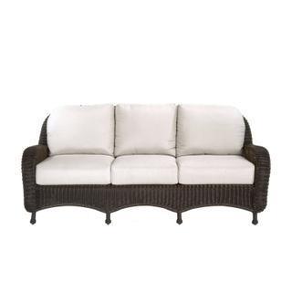 Classic Wicker Sofa