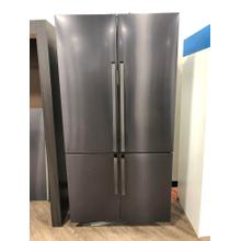 "24 cu ft. Capacity 4-Door French Door Panel Ready 42"" Built-In Chef Collection Refrigerator - Panels Included **OPEN BOX ITEM** West Des Moines Location"