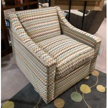 Blake Swivel Chair-Floor Sample