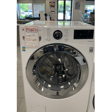 View Product - 4.5 cu. ft. Ultra Large Smart wi-fi Enabled Front Load Washer
