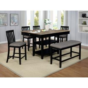 Crown Mark 2715 Nina Counter Height Dining Group