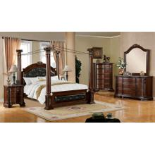 Mandalay 4Pc Eastern King Bed Set