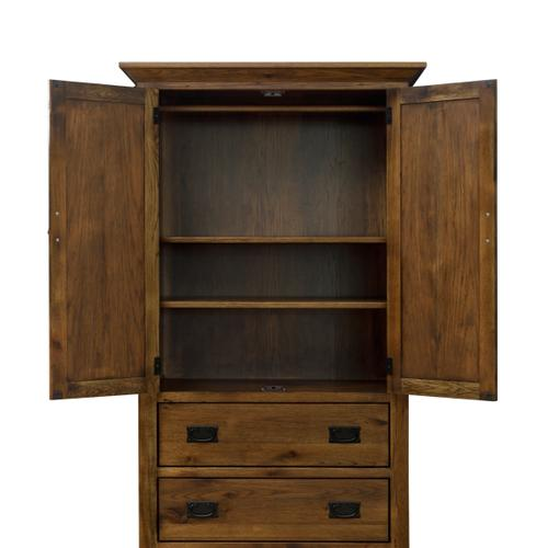 Country Value Woodworks - Mission Armoire