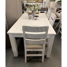 6 Piece Artisan Dining Set