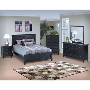 Taramack Black Full Size Bedroom Set