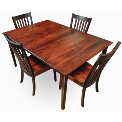 Vermont Leg Dining Room Set