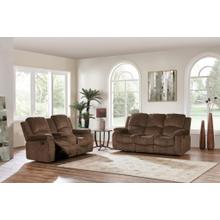 Console Reclining Loveseat	Subaru Coffee
