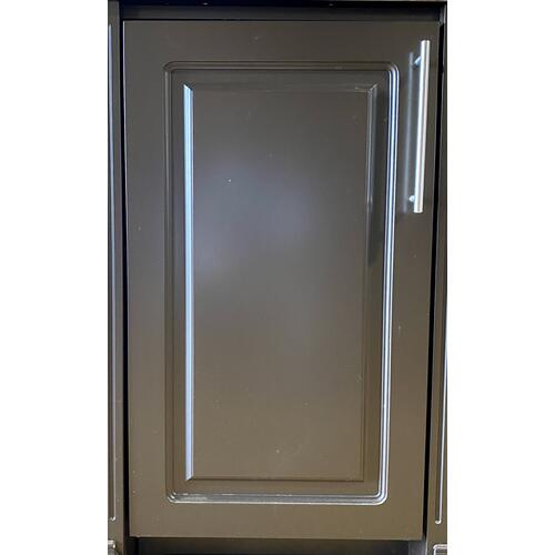 """Product Image - U-Line 3018RFOL01     Overlay Panel Left-hand Modular 3000 Series / 18"""" Refrigerator / Single Zone Convection Cooling System"""