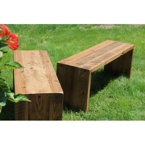 Barn Board Dining Bench