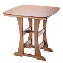 See Details - Traditional Bar Height Bistro Table