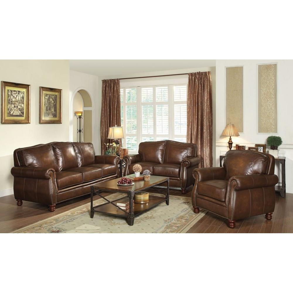 Montbrook Sofa and Love Seat
