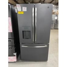 GE® ENERGY STAR® 25.6 Cu. Ft. French-Door Refrigerator ANKENY LOCATION* **DENTS ON FRONT***